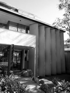 Los Angeles Architecture Tours: VDL Research House Richard Neutra - Los Angeles Architecture Tours / LA Sightseeing and Tourism