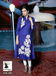Moq: Full catalog Of 15 pcs only  Fabric: Mix Fabrics - Georgette, Cotton Price: Rs. per pcs Ready to Wear - Mix size in one catalog.  L - Xl - XXL Long Kurtis, Indian Designer Wear, Pakistani Dresses, Silk Scarves, Fabric Decor, Dress Patterns, Ready To Wear, Saree, Embroidery