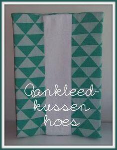 One of a kind: Aankleedkussen Naar aanleiding van gratis tutorial. DIY. Naaien. www.ooaki.blogspot.com