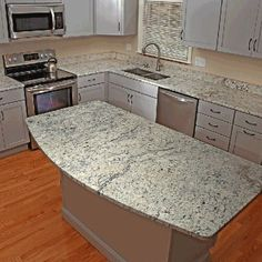 This Site Has All Your White Granite Pics And Their Names Pick One