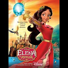 #ElenaofAvalor will