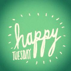#Tuesday : car il n y a pas que le lundi et vendredi à citer ;-)