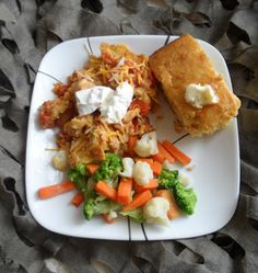 Home on the Range: King Ranch Chicken - HOTR Style
