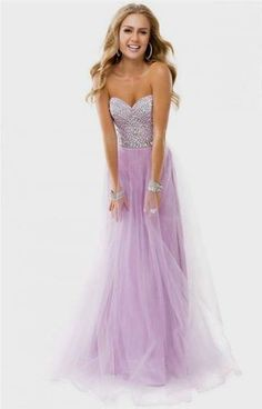 Cool light purple sparkly prom dresses 2017-2018