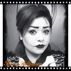 Sally | The Nightmare Before Christmas | Halloween makeup ...