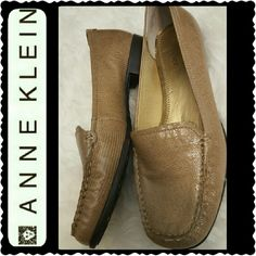 Anne Klein iFlex Loafer NWOT, Anne Klein Faux Leather Style Loafers, AK Logo on Front Upper Right with Stitching Details, Rubber Soles, New Anne Klein Shoes Flats & Loafers