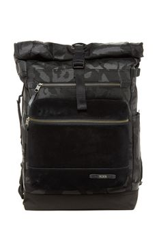 Tumi   Ridley Roll Top Backpack   Nordstrom Rack