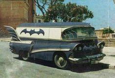 The Batvan!