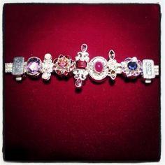 Bonn Bon bracelet a client out together! #charms #jewelry #vancouver