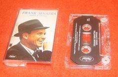 Frank Sinatra  Sings & Swings  Cassette 1985 Capital Records #BigBandSwingVocalJazz