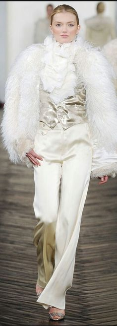 RALPH LAUREN FALL 2009 READY-TO-WEAR