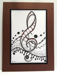 Infinite Possibilities: Zentangle Inspired Art