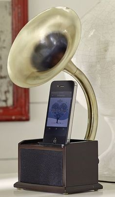 You need this! // Gramophone Music Station.