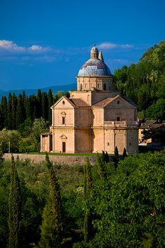 Madonna di San Biagio near Montepulciano, Siena, Tuscany, Italy Places In Italy, Places In Europe, Places Around The World, Places To Visit, Emilia Romagna, Living In Italy, Italy Travel Tips, Regions Of Italy, Photography Tours