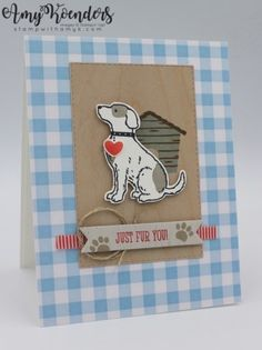 Stampin' Up! Happy Tails Sneak Peek! – Stamp With Amy K