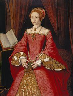 Elizabeth I when a Princess | The Royal Collection