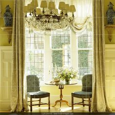 Beautiful Bay Window