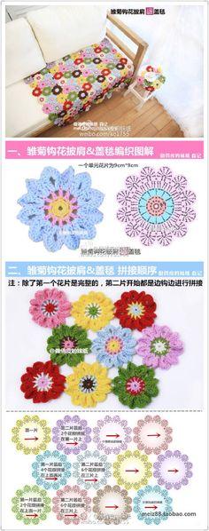 manta flores