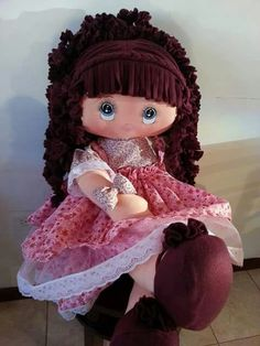 Details about Lovely handmade dress for My Child doll Cat Fabric, Fabric Dolls, Fabric Art, My Child Doll, Doll Games, Raggedy Ann And Andy, Art Dolls, Dolls Dolls, Handmade Dresses