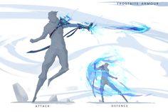 ArtStation - RPG Challenge-Dungeon Boss and Dungeon Reward, Michael Mowat
