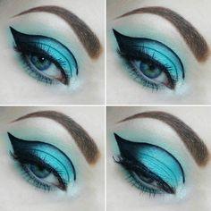 "98 Likes, 8 Comments - Valeria♊ (Valerija/Валерия) (@valeria_belhaj) on Instagram: ""#makeup #makeupartist #mua #makeuplook #makeupbyme #mymakeup #wakeupandmakeup #cutcrease #colorful…"""
