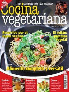 Cocina Vegetariana Revista   Integral Extra February 2014 Como Vivir El Paso De Los Anos