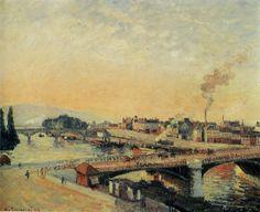 Sunrise, Rouen