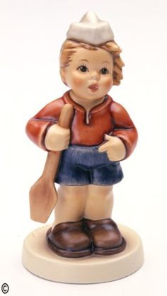 Shop today for Hummel figurine First Mate NEW 4.0 inches Never Removed From Box Note: First Mate is the companion figurine to Wait For Me