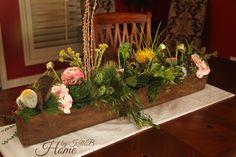 Home by KelleB: Harlien Dining Room Remodel | KelleB Design Services in West Texas