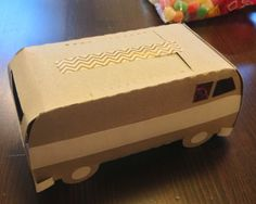 Kittens, Cupcakes and Zeppelins:  Camper Van Assembly Tutorial