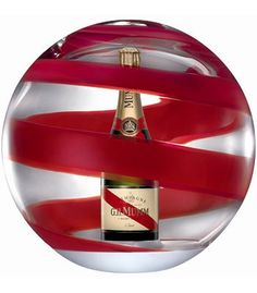 Spheric by Mumm, champagne Brut Cordon Rouge by FX Balléry Design