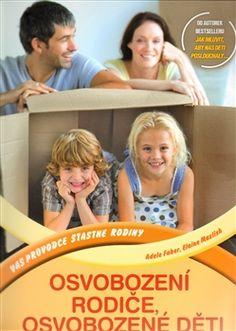 Obálka titulu Osvobození rodiče, osvobozené děti Adele, Nasa, Internet, Humor, Reading, Books, Libros, Humour, Book