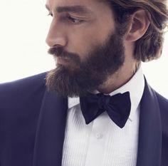 Men's Beard.