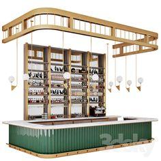 restaurant bar models Pack on Behance Lounge Design, Bar Lounge, Design Room, Bar Interior Design, Restaurant Interior Design, Design Studio, Bistro Interior, Bistro Decor, Decoration Restaurant