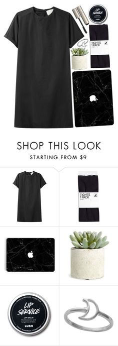 """""""Untitled #107"""" by blue-skies-mmiv ❤ liked on Polyvore featuring 3.1 Phillip Lim, H&M, Allstate Floral, Midsummer Star, Ilia, tumblr, flawless, CasualChic, Minimalist and Winter2016"""