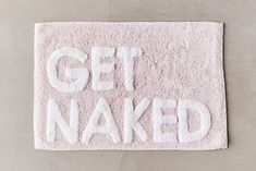 Everything from lewd bathroom signs, to suggestive sugar containers, to funny prints can make your home reflect your bold personality. Teen Apartment, Apartment Funny, Girl Apartment Decor, College Apartment Bathroom, College Bathroom Decor, Pink Bathroom Decor, College Apartments, Apartment Therapy, Bathroom Signs