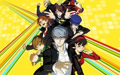 persona 4 1080p high quality 1920x1200