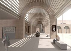 honorable mention - Courtesy of Lawrence and Long Architects