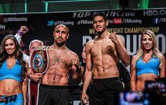 Official Weigh-in: Arthur Abraham vs. Gilberto Ramirez Bewerten Sie diesen Beitrag