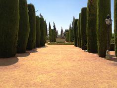 Cordoba, Spain -- The Alcazar