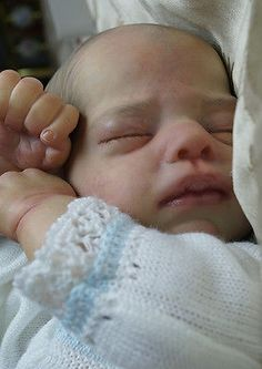 Tavi by Marita Winters sweet reborn baby boy