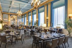 A Historic Hotel Gets a Glamorous Second Life