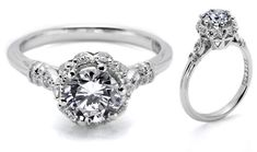 Tacori is a jewelry designer focusing on platinum and diamond bridal jewelry. The family-owned design firm is located in California and retailed throughout the