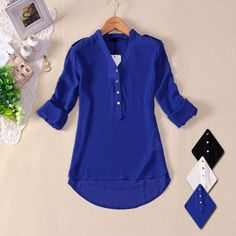 Blusas y camisas on AliExpress.com from $14.6