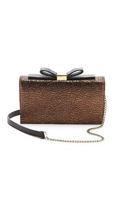 nora smart clutch / see by chloe
