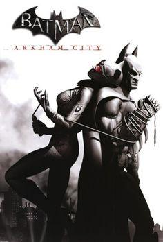 Catwoman Arkham City, Batman Arkham Games, Arkham Asylum, Poster Wall, Poster Prints, Joker Cosplay, Marvel, Batgirl, Dc Universe