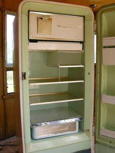 original fridge