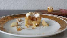 Apfel Karamell Tarte
