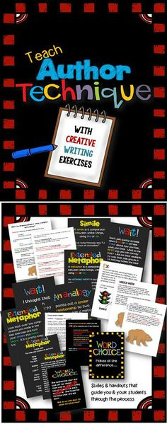 creative writing strategies for middle school Are your creative writing classes feeling a little dull  8 fun creative writing lesson plans for high school students  have your students change an event that .