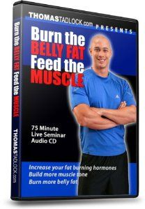 Burn the Belly Fat Tone Your Muscles: Thomas Tadlock: Music